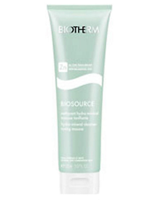 Biotherm Biosource Mousse Cleanser  Normalcombo Skin - No Colour - 50 ml