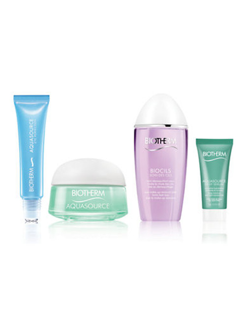 Biotherm Aquasource Skin Perfection Eye Set - No Colour