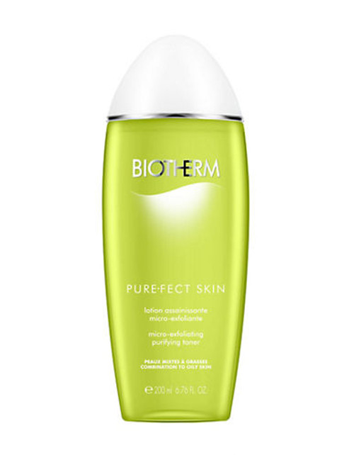 Biotherm Pure·Fect Skin Microexfoliating Purifying TonerFor Combination Or Oily Skin - No Colour