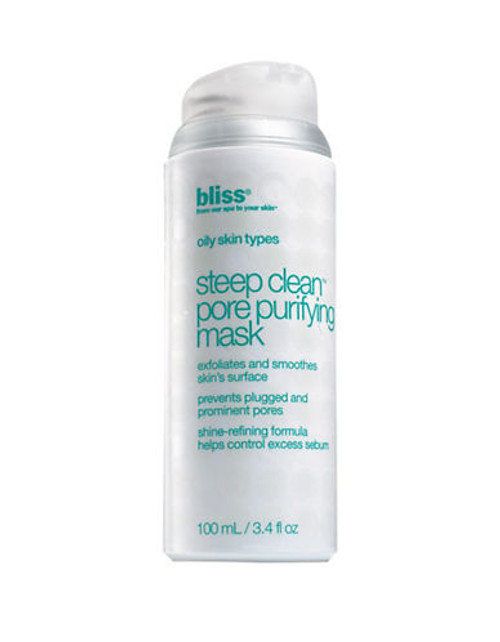 Bliss Steep Clean Pore Purifying Mask - No Colour