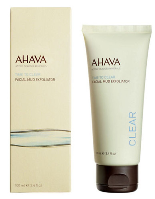 Ahava Facial Mud Exfoliator - No Colour - 100 ml