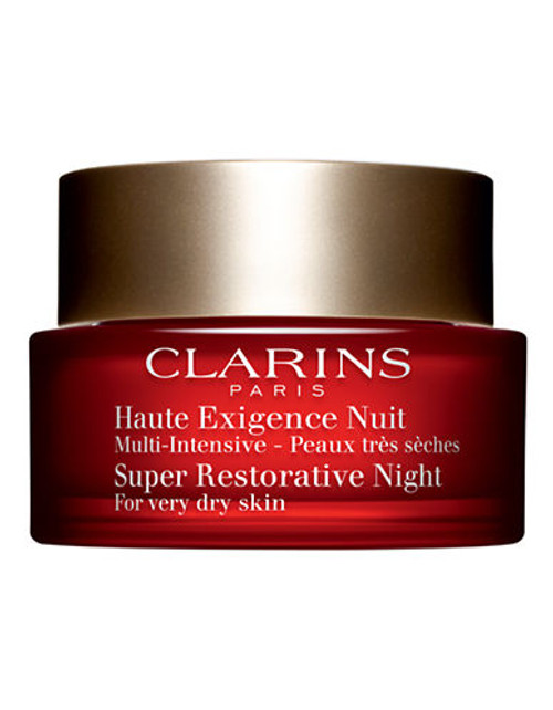 Clarins Super Restorative Night Cream Very dry skin - No Colour - 50 ml