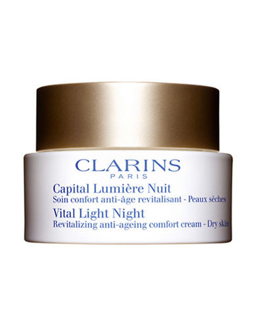 Clarins Vital Light Night - No Colour - 25 ml