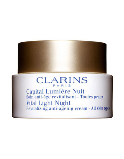 Clarins Vital Light Night Light Weight - No Colour