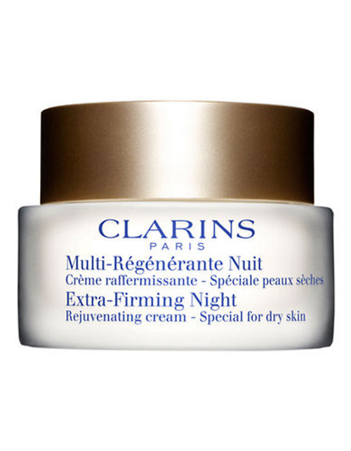 Clarins Extra-Firming Night Rejuvenating Cream  Dry Skin - No Colour - 50 ml
