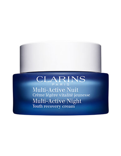 Clarins Multi-Active Night Youth Recovery Cream - No Colour
