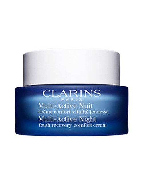 Clarins Multi-Active Night Youth Recovery Comfort Cream - No Colour