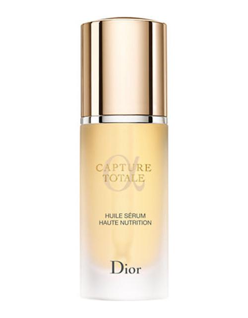 Dior Capture Totale Haute Nutrition Oil-Serum 30ml - No Colour