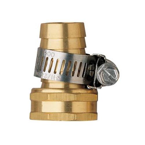 1/2 In. Female Aluminum Pro Mend W/clmp.