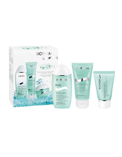 Biotherm 1 2 3 Skincare Essential Kit Normal Combination Skin - No Colour