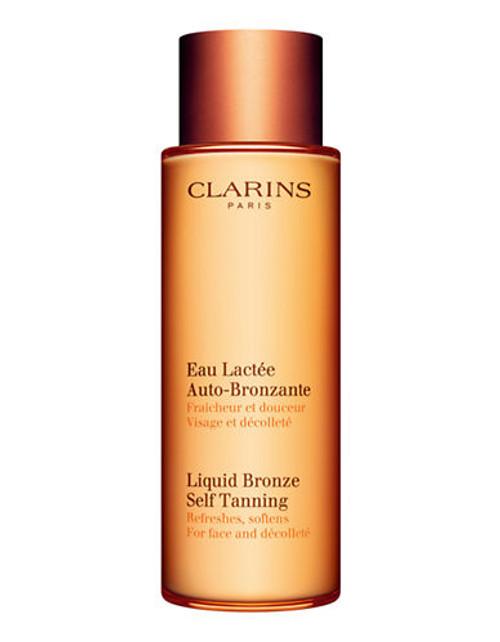Clarins Liquid Bronze Self Tanning - No Colour - 125 ml