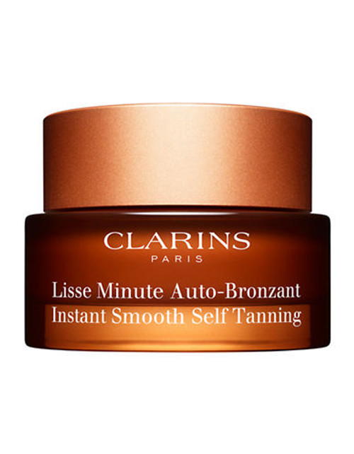 Clarins Instant Smooth Golden Glow Self Tanning - No Colour