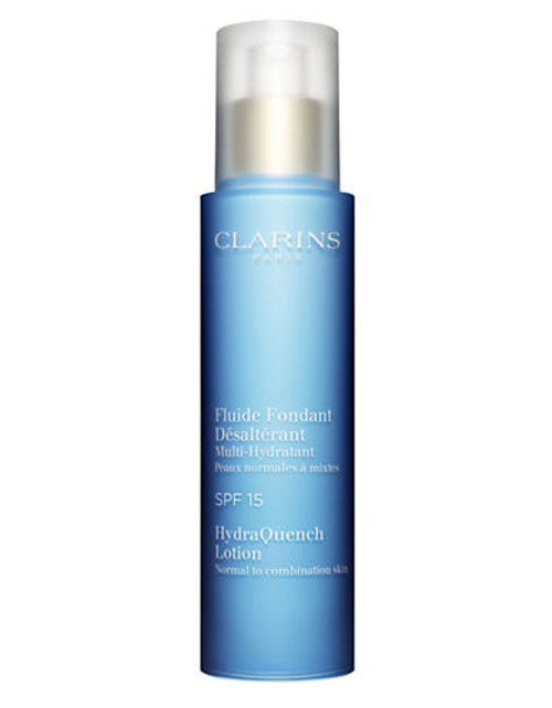 Clarins HydraQuench Lotion SPF 15 Normal to Combination Skin - No Colour - 50 ml