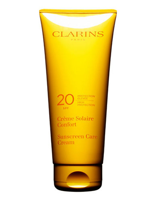 Clarins Sun Care Cream High Protection SPF 20 - No Colour