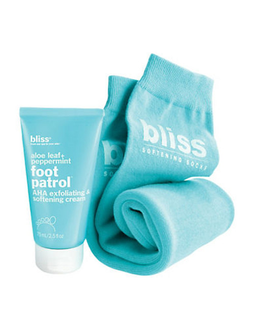 Bliss Softening Socks - No Colour