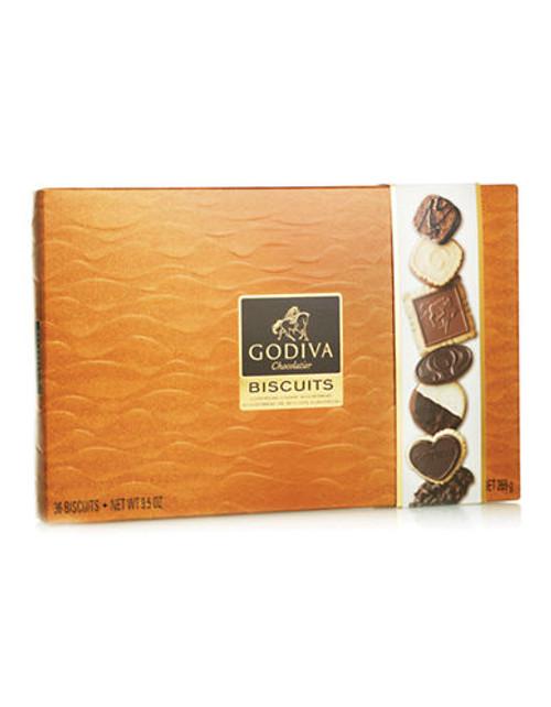 Godiva Biscuit Gift Box - Biscuits