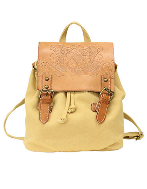 Lucky Brand Alameda Backpack - Orange