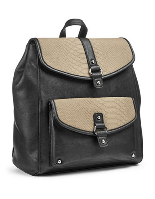 Kensie Mixology Backpack - Hazelnut