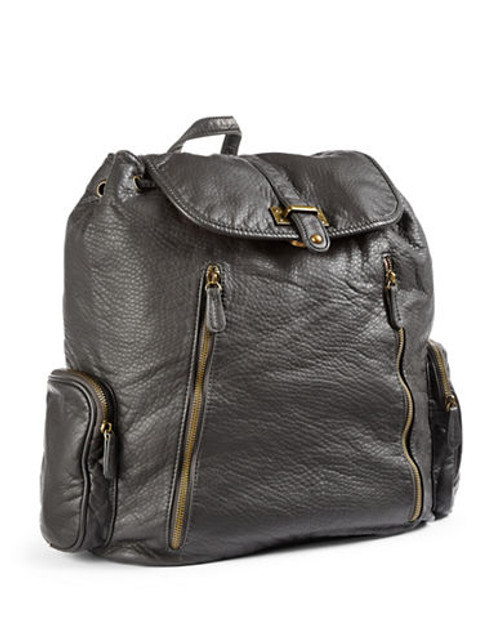 Material Girl Emmons Backpack - Taupe