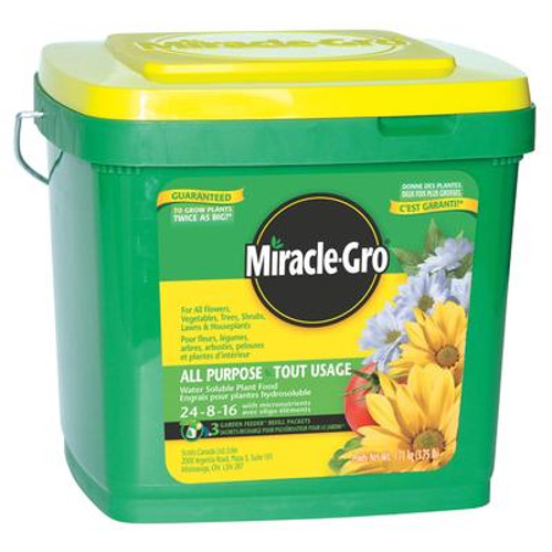Miracle-Gro Water Soluble All Purpose Plant Food 24-8-16  - 1.71 kg