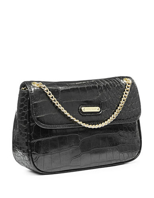 Anne Klein Coast Is Clear Satchel - Black
