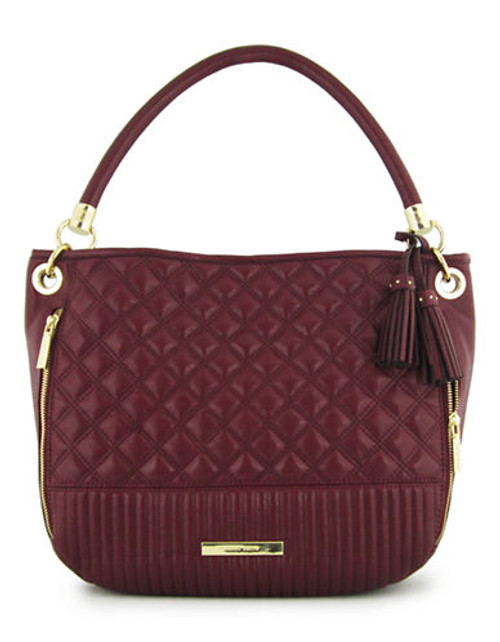 Anne Klein Mix It Up large Hobo - Red