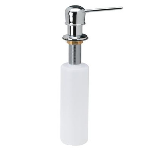 Deluxe Chrome Soap/Lotion Dispenser