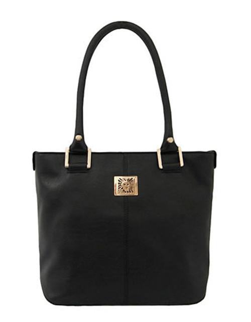 Anne Klein Perfect Tote Small Shopper - Black
