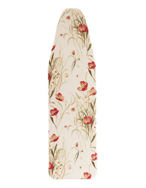 Laundry Solutions Poppy Ironing Board Cover - Floral