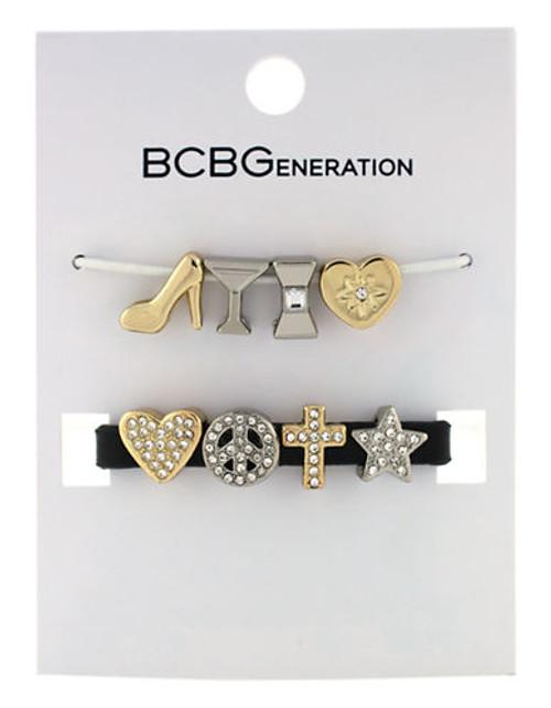Bcbgeneration Custom Affirma Girly Charm Kit - Mixed Metal