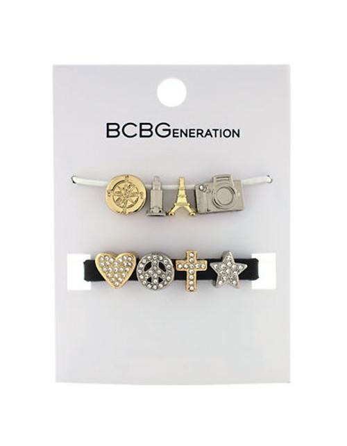 Bcbgeneration Custom Affirm Travel Charm Kit - Mixed Metal