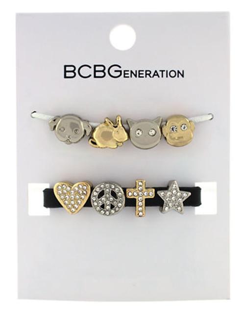 Bcbgeneration Custom Affirm Animal Charm Kit - Mixed Metal