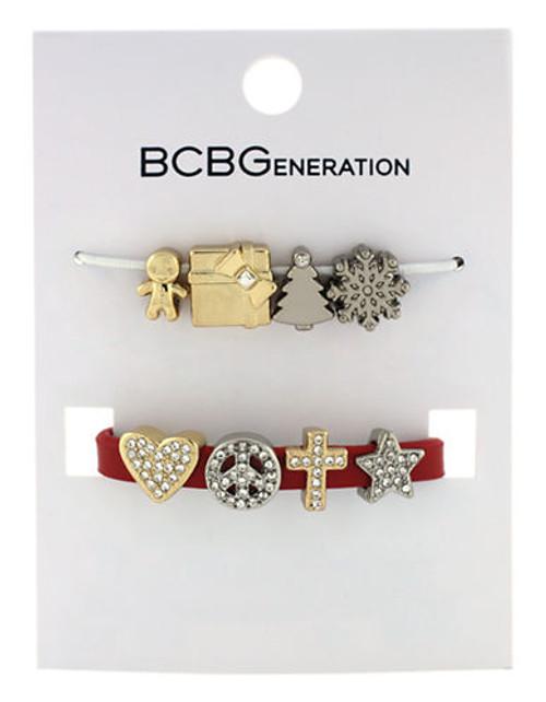Bcbgeneration Custom Affirmholiday Charm Kit - Mixed Metal