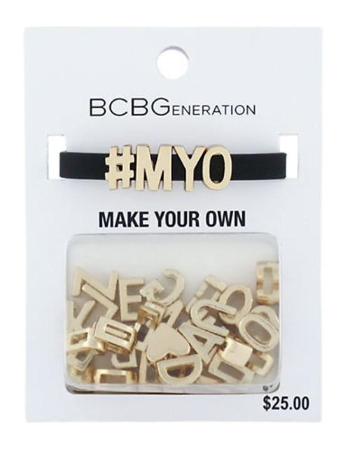 Bcbgeneration BYO Mini Pack - GOLD BLACK