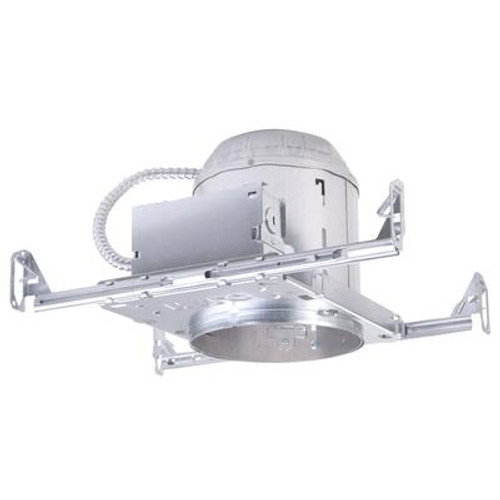 New Construction Air-Tite Housing for Insulated ceilings-6 Inch Aperture