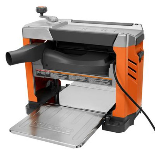 13 In. Thickness Planer with 3-Blade Cutterhead