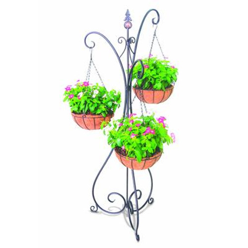 Patio Triple Plant Holder