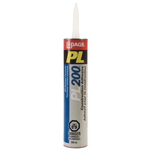 PL 200 Construction Adhesive (300ml)