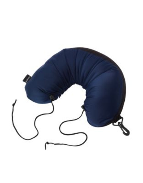 Samsonite Microbead Neck Pillow - BLUE