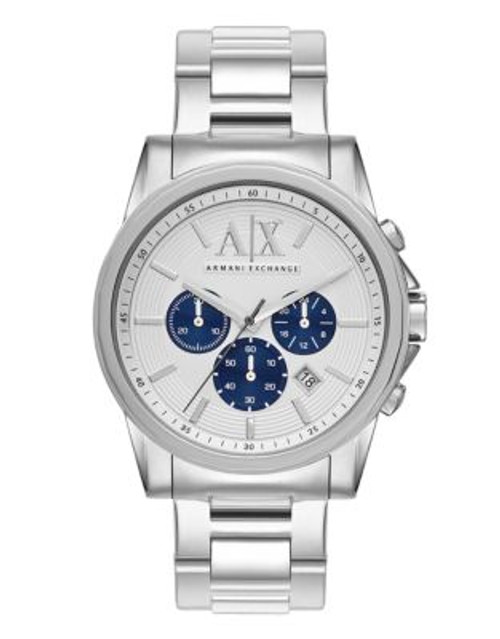 Armani Exchange AX2500 Mens Watch - SILVER