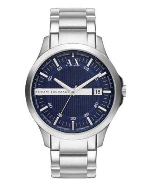 Armani Exchange AX2132 Mens Watch - SILVER