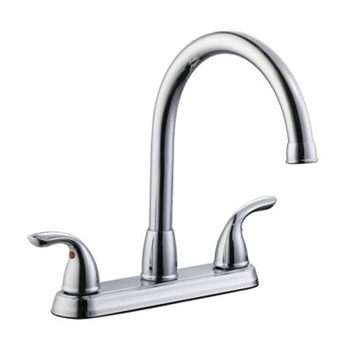 3000 Series Hi Arc Kitchen Faucet - Chrome