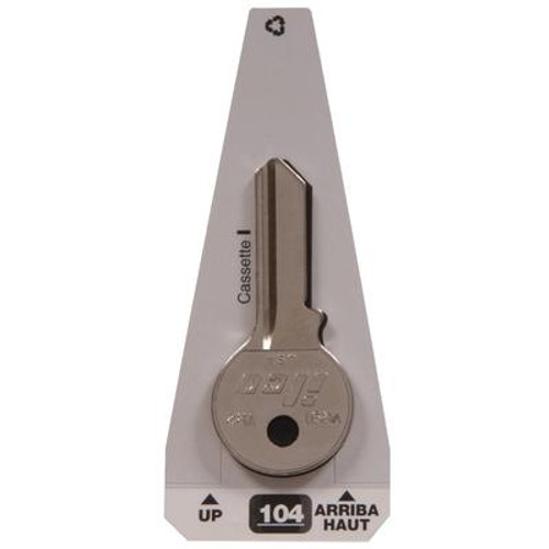 #104 Axxess Key - Viro Locks