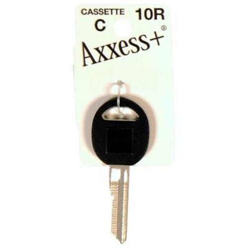#10R Rubberhead Axxess Key