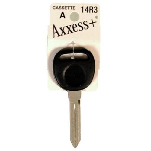 #14R3 Rubberhead Axxess Key