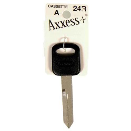 #24r Rubberhead Axxess Key