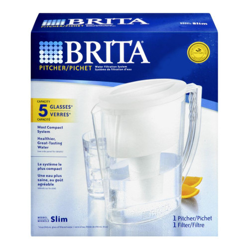 Brita Slim Pour Through System