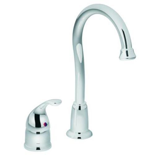 Camerist 1 Handle Bar Faucet - Chrome Finish
