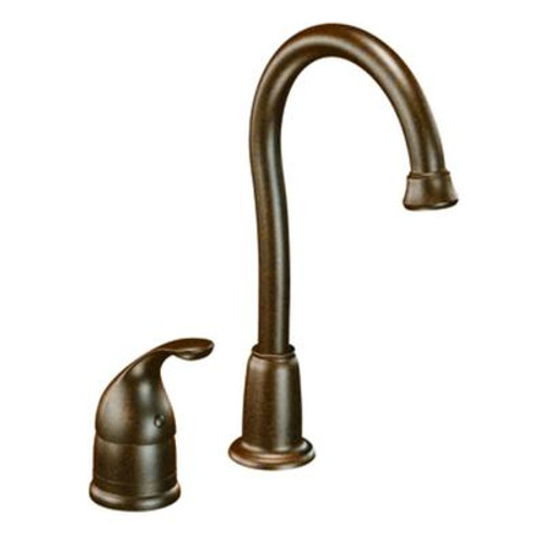 Camerist 1 Handle Bar Faucet - Oil Rubbed Bronze Finish