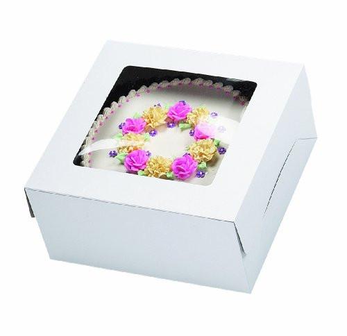 Wilton Cake Box